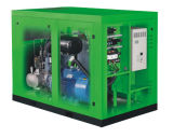 100% Water Oil Free Screw Air Compressor with VSD for Food