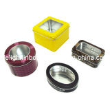 Tea&Coffee Tin/Metal Box/Can/Case (DL-CT-0002)