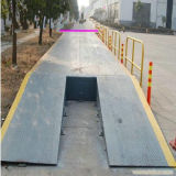 Electronic Weighbridge Truck Scale 3X18m with Ramp
