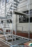 Haki Stair Tower System Scaffolding