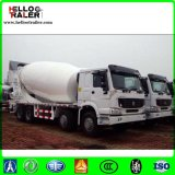 Best Selling 8-16cbm HOWO Concrete Truck Mixer in Africa
