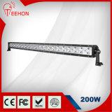 LED Flood Light Bar Curved 40inch 200W LED Bar Light