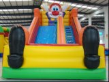 2015 Customized New Inflatable Slide with 0.55PVC