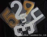 Heat Transfer Number Printings for Jerseys