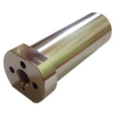 High Precision Machining for Brass Part with Nickel Plating