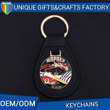 Wholesale Keychain PVC Leather Promotion Gift Keys