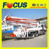 48m Mobile Concrete Pump Truck with Boom