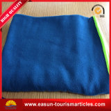 Hot-Sell Airline Printed Fleece Inflight Blanket Supplier