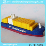Custom Promotional Gift Freighter Cargo Ship USB Flash Drive (ZYF1021)