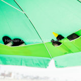 New Item Beach Umbrella Sun Parasol with Multifunctional Pockets (BU-0020P)