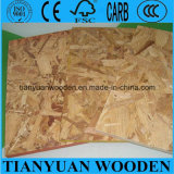 China Cheap 12mm Mr/Melamine/WBP Glue OSB Board