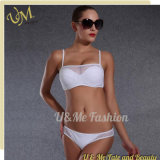 Women Swimsuits Tube Push up Bikini Swimwear