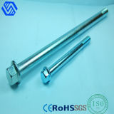 Stainless Steel Hex Head Axle Bolts with Half Thread