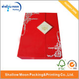 Recyclable Handmade Custom Packaging Box Manufacturer (AZ122110)