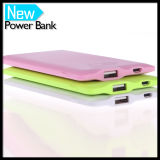 2900mAh Matt Suppler Slim Portable Power Bank Charger
