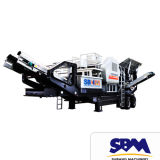 Sbm German Technical Mining Mobile Jaw Crusher/Portable Crusher/Rock Crusher