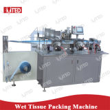 Automatic Four-Side Seal Wet Tissue Packing Machine (VPD Series)