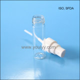 Clear Glass Bottles with Screw Tops