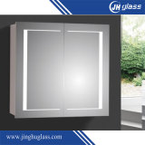 Bathroom Vanity Cabinet with LED Mirror for Hotel
