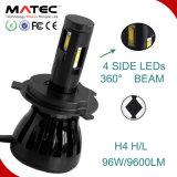 G6 LED Conversion Kit Hi-Lo Beam Bulb Head Light H4 H13 9004 9007