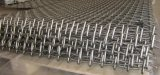 Tec-Sieve Crimped Woven Wire Screen Space Cloth in Stainless Steel