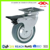 Natural Rubber Caster Wheel (P111-12F075X25S)