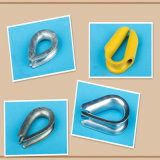 European Type Commercial Wire Rope Thimble