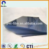 Customized Clear Transparent 400 Micron PVC Sheet