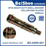 Power Strength Steel Anchor Bolt Heavy Duty Anchor