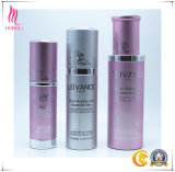 Luxury Custom Empty Printed Aluminum Cosmetic Bottles Packaging for Face Cream