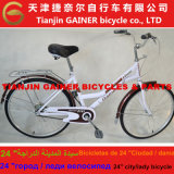 """Tianjin Gainer 24"""" Lady City Bicycle Fashionable Design"""