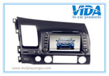 Car Audio MP4 Player for Honda Civic (left driving)