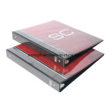 Customize Printing PVC 3-O Ring Binder File Folder