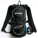 White Logo New Design Racing Sports Backpack Motorcycle Bag (BA32)