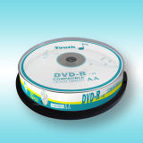 Recordable Disc Blank DVD-R (16X 4.7GB 120min)