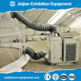Free Standing Aircon AC Unit 5HP Package Exhibition Air Conditioning