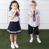 Kids Beautiful School Uniforms, Colorful Kids Peetty School Uniform Skirt Design