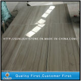 Chinese Wood Grey/Athen Grey Wood Marble for Flooring Tiles/Slabs