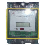 Doule Loop Electric Energy Meter with Ultrasonic Anti-Theft Alarm in 50/60Hz