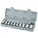 "10 PC DIY 1/2"" Dr. Socket Set"