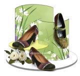 Luxury Shoe Shop Acrylic Display Stand Btr-G1030