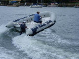Aqualand 14feet 4.3m Speed Sport Boat/Rigid Inflatable Boat/Rib Boat (RIB430A)