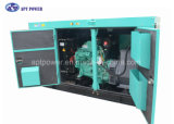 60kw 75kVA Silent Electric Generator / Diesel Industrial Power Generators
