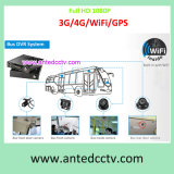 HD 1080P 3G/4G/GPS/WiFi 4 Channel Mobile Video Surveillance Systems for Cars Vehicles Buses Cargos