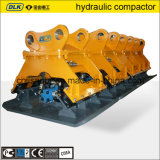 Compactor on Hyundai Excavator Jisan Machinery Manufacture Ltd