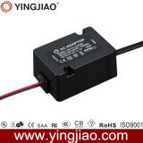 12W Black AC LED Power Supply with Encapsulated