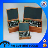HSS Metric 395-0822 Key Way Broaching Set with Shim and Bushing