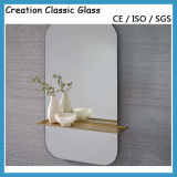 Aluminium Mirror for Dressing/Bathroom Mirror with Good Price