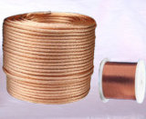 Copper Clad Steel / CCS Conductor 30% Conductivity, 40% Conductivity 7#7AWG 7#8AWG