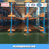 Warehouse Storage Metal Shelves Shuttle Rack